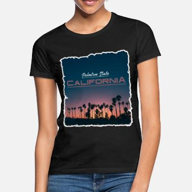 Californie Californie, Californie, États-Unis, cadeau - T-shirt Femme