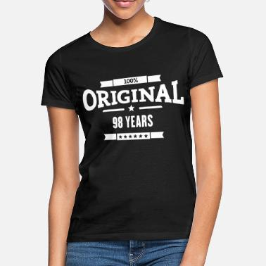 Original 98 Years - Frauen T-Shirt