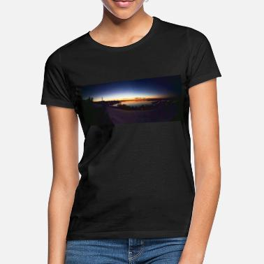 Night view - Frauen T-Shirt