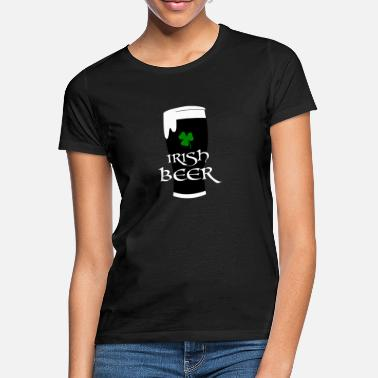 St Patricks Day Irish Beer - Women's T-Shirt