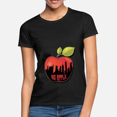 Big Apple BIG APPLE HALLOWEEN - Naisten t-paita