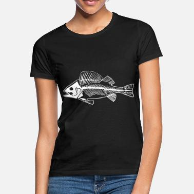 Perch Perch perch t shirt for anglers - Women's T-Shirt