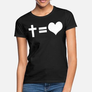 Crucifix crucifix - Women's T-Shirt