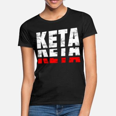 Idea Keta - Ketamine - Drugs - Techno - Raver - Rave - Women's T-Shirt