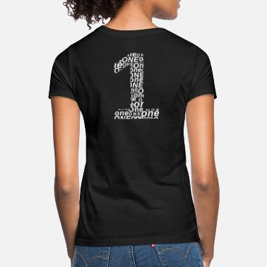 Numbers Back One number back number favorite number - Women's T-Shirt