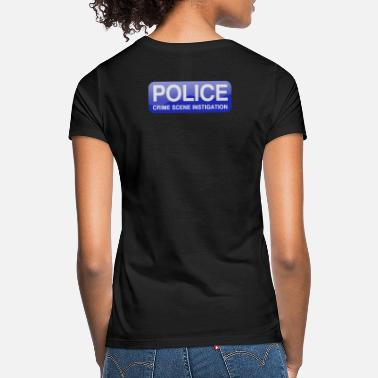 POLICE Crime scene - Women's T-Shirt