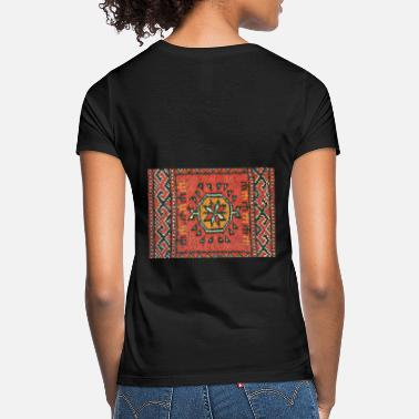 Centralasien Tyrkere ringede - T-shirt dame