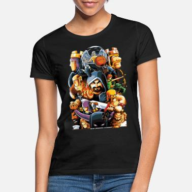 Clash Clash - Frauen T-Shirt