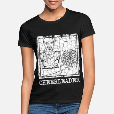 Cheerleading Cheerleading - Frauen T-Shirt