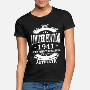 1941 Limited Edition 1941 - T-shirt dame