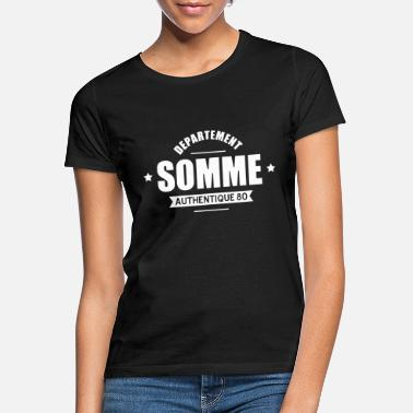 Somme somme - T-shirt Femme