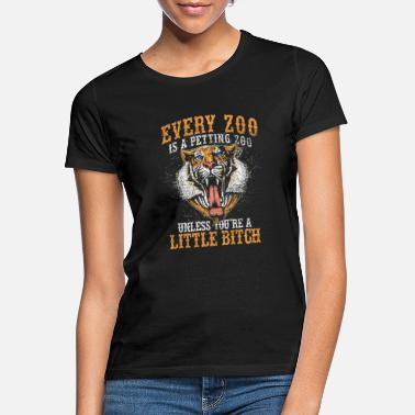 Zoo Animal Zoo Zoo Animal Zoology Zoo Animal Keeper - Women's T-Shirt