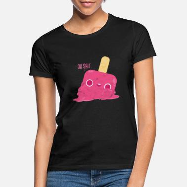 Funny Ice Cream Shop Gift Ice Cream Party Summer Holiday - Women's T-Shirt