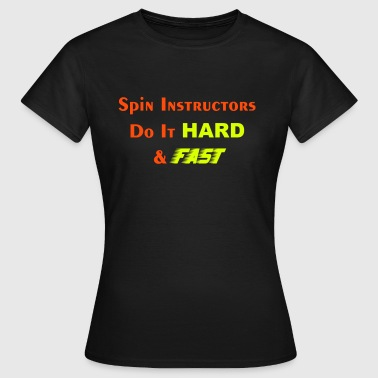Spin Instructors - Women's T-Shirt