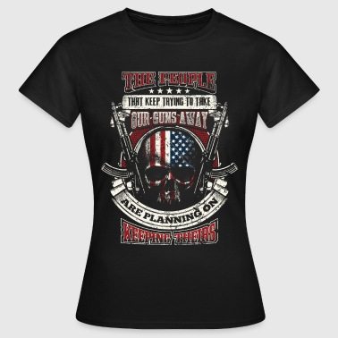 2nd Amendment - EN - Women's T-Shirt
