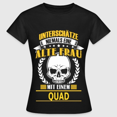 QUAD - Frauen T-Shirt