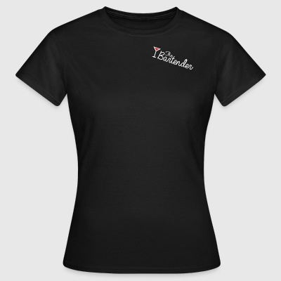 The bartender logo - Women's T-Shirt