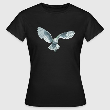 barn owl - Women's T-Shirt