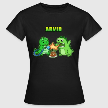 Arvid birthday gift - Women's T-Shirt