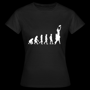 Evolution Rugby Football Gift - Vrouwen T-shirt