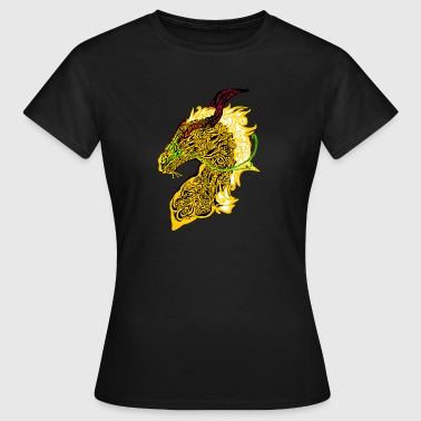 dragon's head - Women's T-Shirt