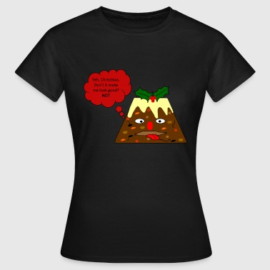 Angry Pudding - Women's T-Shirt