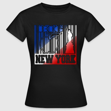 big apple new york - Women's T-Shirt
