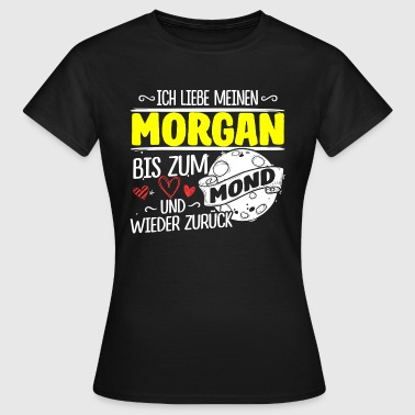 MORGAN - Mond  - Frauen T-Shirt