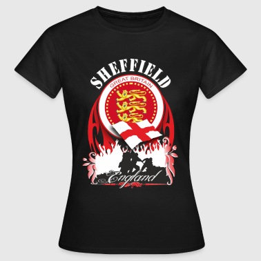 sheffield - Frauen T-Shirt
