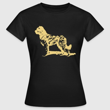 Briard - Dog - Women's T-Shirt