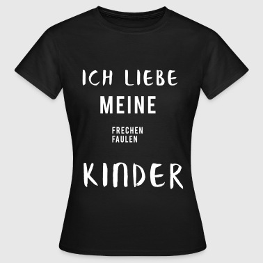 kinder kids kind t-Shirt - Frauen T-Shirt