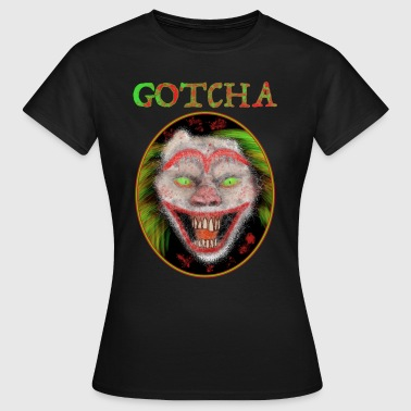 """horrorcontest"" - Frauen T-Shirt"