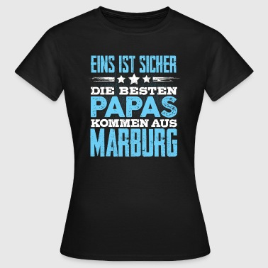 MARBURG - papa - Frauen T-Shirt