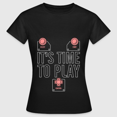 Time to play - T-shirt Femme