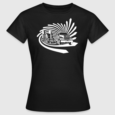 Traveler truck soundsystem 23 - Women's T-Shirt