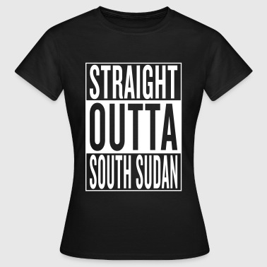 South Sudan - Women's T-Shirt