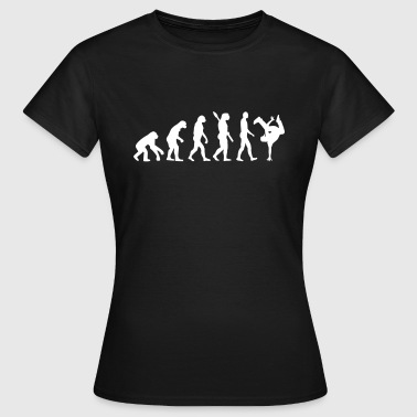 Hip Hop - Frauen T-Shirt