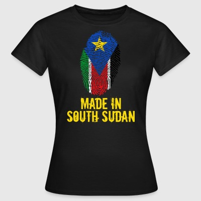 Made In South Sudan / South Sudan - Women's T-Shirt