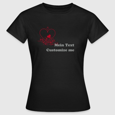 poder del amor / power of love (oT, 1c) - Camiseta mujer