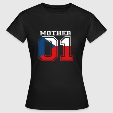 MOTHER MAMA 01 MOTHER QUEEN Czech Republic - Women's T-Shirt