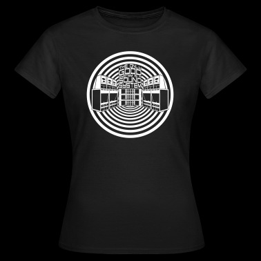 THE ONLY GOOD SYSTEM IS A SOUND SYSTEM - Women's T-Shirt
