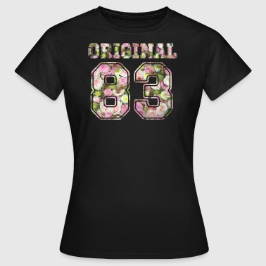 1983 Original 83 - Women's T-Shirt