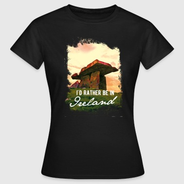 Ireland - Frauen T-Shirt