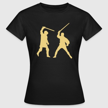 Sword fight eu - Women's T-Shirt