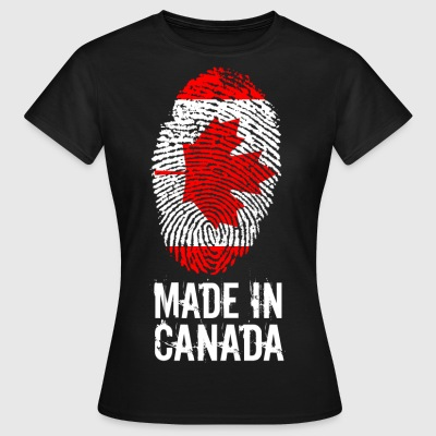 Made In Canada / Canada - Dame-T-shirt