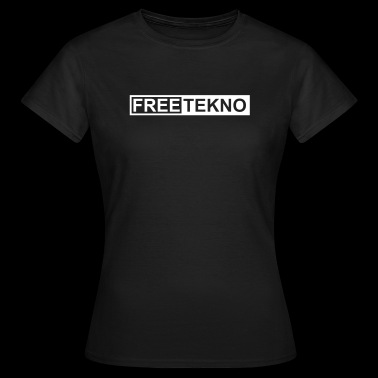 FREETEKNO - FREE TEKNO 23 - Women's T-Shirt
