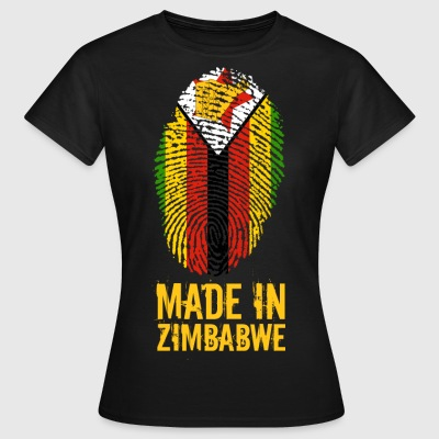 Made In Zimbabwe / Zimbabwe / Great Zimbabwe - Women's T-Shirt