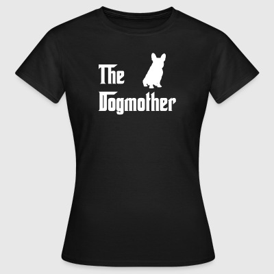 Dogmother_weiss - Women's T-Shirt