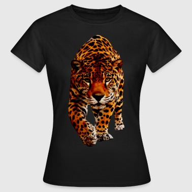 Welcome To The Jungle - Vrouwen T-shirt