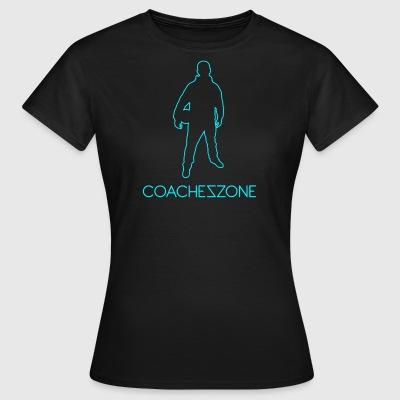 Coaches Zone - Women's T-Shirt
